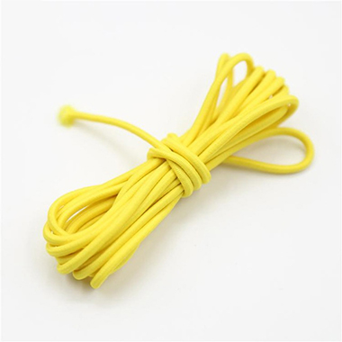 Colorful elastic cord