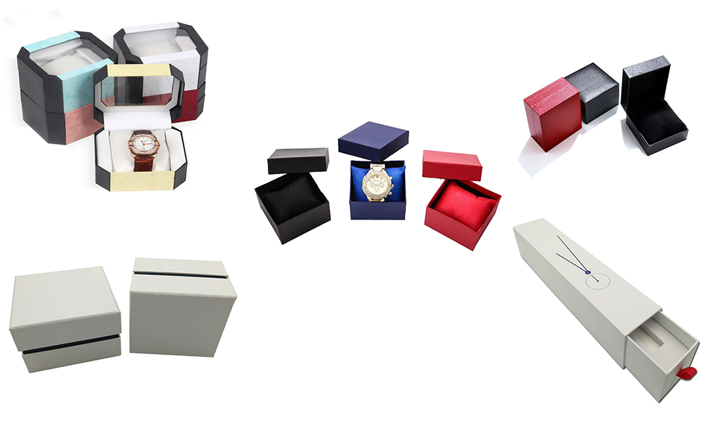 magnetic watch boxes
